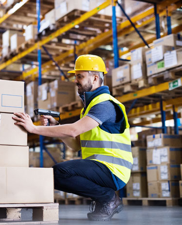 Warehouse Management For Russian E-Commerce Retailers