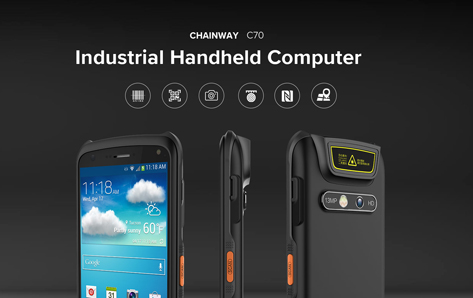 Introducing Chainway C70 Mobile Computer