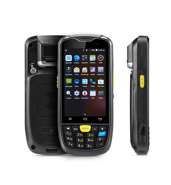 C6000 Rugged Handheld Computer with NFC